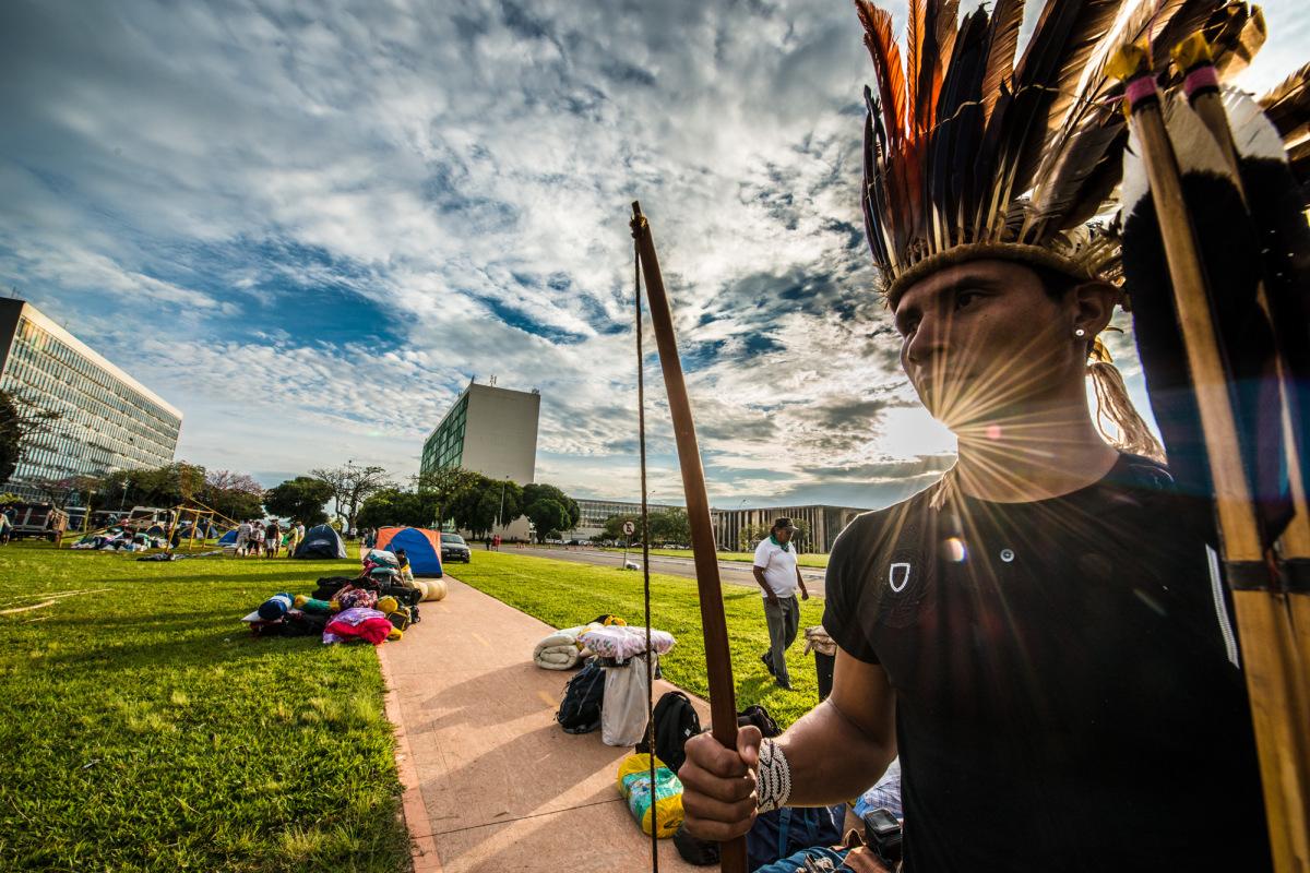 Índios do Brasil têm apelado à Organização das Nações Unidas
